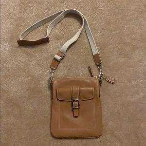 Brand new! Coach leather crossbody purse